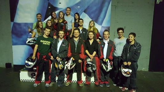 Participants du Challenge Karting Arthaud & Associés 2016