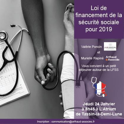 LFSS, loi financement de la sécurité sociale